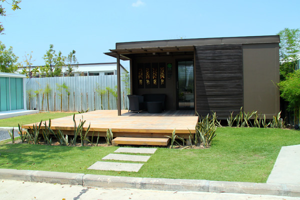 Prefab lounge Gurgaon