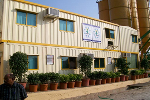 Multistory Container Office Haryana