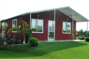 Prefab Farm House Haryana